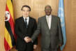 Assembly President Meets Vice Foreign Minister of China