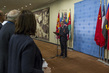 Permanent Representative of Morocco Speaks to Press on Western Sahara