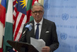 Special Envoy for Implementation of Lebanon Resolution Speaks to Press 0.64781743
