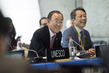 Meeting of UN Chief Executives Board, Paris 4.5966167