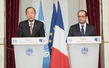 Joint press Conference by Secretary-General, President of France 2.284977