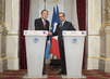 Joint press Conference by Secretary-General, President of France 3.7496147