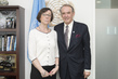 Deputy Secretary-General Meets State Secretary of Sweden 0.6913922