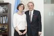 Deputy Secretary-General Meets State Secretary of Sweden 7.201832