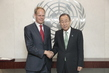 Secretary-General Meets Permanent Representative of United Kingdom