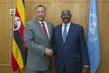 Assembly President Meets Permanent Representative of Malawi