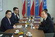 Secretary-General Meets Prime Minister of Poland 3.7494814