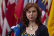 Security Council President Briefs Press on Situation in Syria 0.6475955