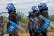 UNMISS Conducts Riot Control Training Exercise, Juba 8.130498