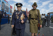 Military Parade in Red Square for 70th Anniversary of Victory Day 1.1130089