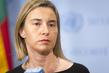EU High Representative for Foreign Affairs Briefs Press 0.6474373