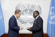 New Permanent Representative of Côte d'Ivoire Presents Credentials 1.2250623