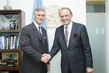 Deputy Secretary-General Meets Austrian Foreign Ministry Secretary General 0.6913922