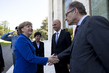 Chancellor of Germany Attends 68th World Health Assembly 1.0
