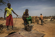 Daily Life at the IDPs Village in Mopti, Mali 4.845268