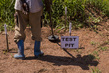 UNMAS Conducts Landmine Clearance Assessment in Aru Junction 8.850662