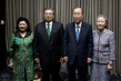 Secretary-General Meets Former President of Indonesia in Seoul 2.284403