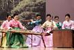Honorary Degree Award Ceremony at Ehwa Women's University, Seoul 3.747272