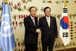 Secretary-General Meets Speaker of National Assembly, Seoul