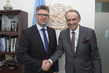 Deputy Secretary-General Meets Foreign Minister of Iceland 0.6913922