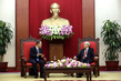 Secretary-General Meets Head of Communist Party of Viet Nam 1.0