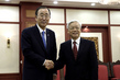 Secretary-General Meets Head of Communist Party of Viet Nam