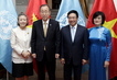 Secretary-General Meets Foreign Minister of Viet Nam 1.0