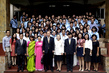 Secretary-General with Students and Young Diplomats of Viet Nam 1.0