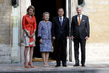 Secretary-General Meets King and Queen of Belgium 1.0