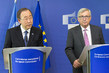 Press Conference by Secretary-General, President of European Commission 2.284403