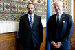 UN Envoy for Syria Meets Assistant Foreign Minister of UAE 4.599567