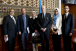 UN Special Envoy Meets Delegation of Coalition for Democratic Syria 4.599567