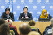 Security Council President Briefs Press on Work Programme for June