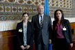 Deputy UN Envoy for Syria Meets Representative Union of Syriac Women 4.599567