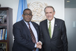 Deputy Secretary-General Meets Prime Minister of Somalia 7.22763