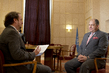 President of Costa Rica Interviewed by UNIS Geneva 8.65511