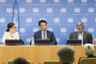 Press Briefing on 8th Session of Conference of States Parties to Convention on Disabilities Rights 3.179654