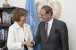 Deputy Secretary-General Meets State Secretary of Sweden 7.22763