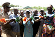 Inauguration Ceremony of Centre for Listening to Women in Duékoué, Cote d'Ivoire 4.705075