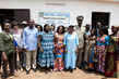 Inauguration Ceremony of Centre for Listening to Women in Duékoué, Cote d'Ivoire 4.7572994