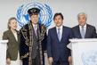Secretary-General Receives Honorary Doctorate from Alfarabi Kazakh National University 0.11594478