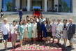 Secretary-General Meets Women Parliamentarians of Kyrgyz Republic 0.12748596