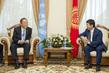 Secretary-General Meets Prime Minister of Kyrgyz Republic 1.0