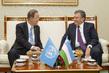 Secretary-General Meets Prime Minister of Uzbekistan 1.0