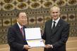 Secretary-General at University in Turkmenistan 0.14968407