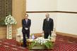 Secretary-General at University in Turkmenistan 0.15300743