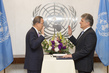 New Assistant Secretary-General for Political Affairs Sworn In 7.2014513