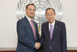 Secretary-General Meets Head of Law of the Sea Tribunal 2.8506813