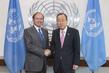 Secretary-General Meets President of Spanish Senate 2.8512034