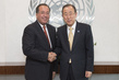 Secretary-General Meets hIS Deputy Special Representative for Haiti Mission 0.9757114